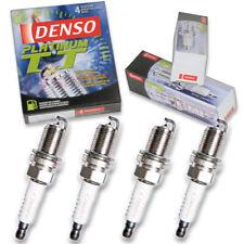 4 pc Denso Platinum TT Spark Plugs for Kia Rondo 2.4L L4 2007-2008 Tune Up zt