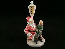 Sebastian Miniature Sml-123B Santa Claus 1980 Issue Blair's - Hudson 6222 Signed