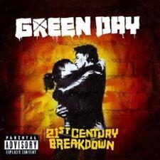 "GREEN DAY ""21ST CENTURY BREAKDOWN"" CD NEW+"