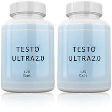 2x Testo Ultra Testostérone Testostérone Booster Hormone Testoultra Testobooster