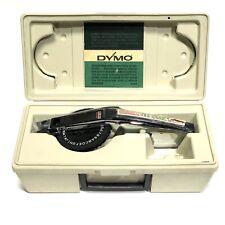 Dymo 1570 With Case Mint Read Description