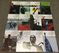 JAMES BOND 007 comics #1 2 3 4 5 6 7 8 9 10 11 12 ~ FULL SET ~ Vargr/Eidolon