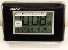 SEIKO DIGITAL DUAL BEEP ALARM CLOCK QXL068KLH