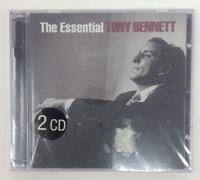 Tony Bennett The Essential 2 CD NEW + Sealed