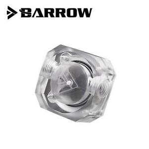 Barrow G1/4 Flow Indicator / Meter with LRC 2.0 RGB Lighting