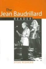 The Jean Baudrillard Reader by Baudrillard, Jean