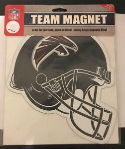 "Atlanta Falcons, Team Magnet (7"" X 8""), Helmet Logo *FREE SHIPPING*"