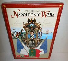 Boxed BOARD WAR GAME Napoleonic Wars 2nd Ed op 2008 UNPunched GMT Games VG+
