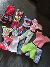 Barbie and Ken doll clothes bundle