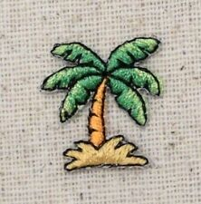 Small/Mini Palm Tree - Tropical/Beach - Iron on Applique/Embroidered Patch