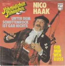"Nico Haak Unter Dem Schottenrock Ist Gar Ni 7"" Single Vinyl Schallplatte 20944"
