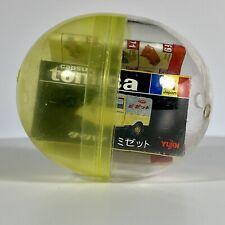 Capsule Tomica Mini 2002 #21 Daihatsu Mizetto Diecast w Capsule & Checklist
