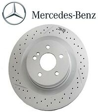 Mercedes W204 C63 AMG Rear Left Or Right Brake Disc GENUINE 204 423 04 12