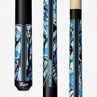 Rage RG-CB Blue Camouflage Pool Cue Stick 18 19 20 21 oz + FREE SHIPPING