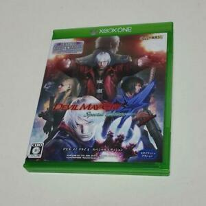 XBOX ONE Devil May Cry 4 Special Edition Import Japan CAPCOM Action Game Dante