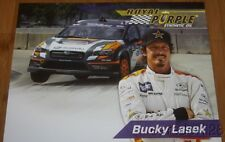 2015 Bucky Lasek Royal Purple Subaru WRX STi SEMA Global Rallycross GRC postcard