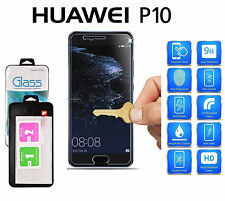 New Premium Gorilla Tempered Glass Screen Protector Guard Film For Huawei P10