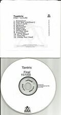 Days of the New TANTRIC Self titled Rare TS PRESS ADVNCE PROMO DJ CD 2000 USA
