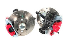Fiat 500 Front Disc Brake Conversion Kit 4 x 98 mm New