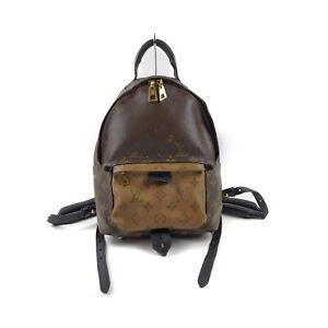 Louis Vuitton LV BackPack Bag M44870 Palm Springs PM Browns Monogram 1520486