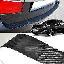 Carbon Rear Bumper Protector Decal Sticker for HYUNDAI 2013 - 2016 Elantra GT