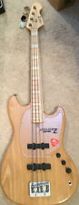 More details for atelier baby z natural shortscale bass