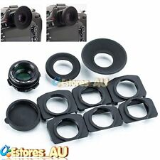 1.08x-1.60x Zoom Viewfinder Eyepiece Magnifier for Canon Nikon Sony Pentax