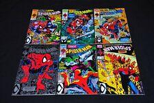 Spider-Man 1 2 3 4 5 6 7 8 9 10 11 12 13 14 Todd McFarlane Run HIGH GRADE 1990