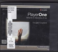 Player One : What Will Become of Us by Douglas Coupland (2010, CD, Unabridged)