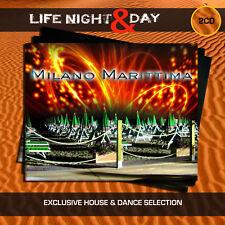 MILANO MARITTIMA - Life Night & Day 2 CD House & Dance