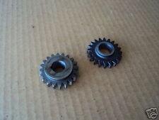 85' KTM 125 MX SX 125MX / ENGINE DRIVE GEARS