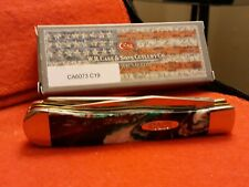 Case xx 2019 Trapper Knife SKELETON PRE HAFTED Corelon 6073C19 Stainless Knives