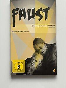 FAUST - Friedrich Wilhelm Murnau Original deutsche DVD