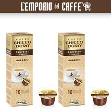 Caffè Caffitaly Chicco d'Oro L'Italiano 100 Capsule Cialde - 100% Originale