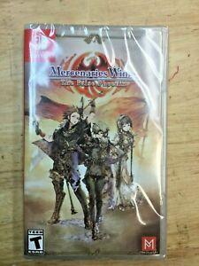 PM Studios Mercenaries Wings: The False Phoenix Nintendo Switch Limited Run Game