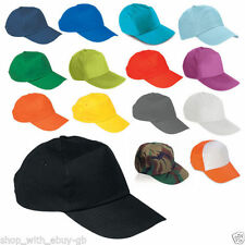 Summer 100% Cotton Hats for Men