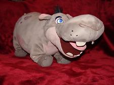 """Disney Lion Guard Beshte Hippo Med 17"""" Plush Lion King Kion's Friend Official"""
