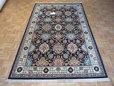 4 X 6 Brand New Karastan Sovereign Black Emir Rug #990