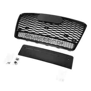 Audi A7/S7 (C7) RS7 Style Gloss Black Honeycomb Front Grille