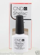 CND Shellac Power Polish GEL Colours for French Manicure Uv/led Cured 7.3ml Clearly PINKK