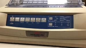 OKI OKIDATDA Microline 490 24Pin Dot Matrix Printer USB Parallel 420