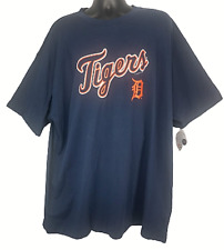 Detroit Tigers Men's Short Sleeve Tee Size 3XL