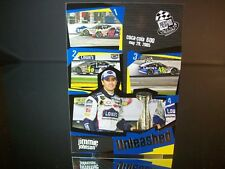 Parallel Jimmie Johnson #48 Lowes Press Pass Gold 2006 Card #G103 UNLEASHED