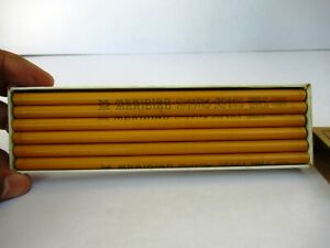 """Vintage Pencil Meridian Finest Copying Pencils Germany With Original Box Rare""""F3"""