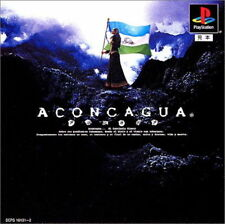 Aconcagua (2000) Brand New Factory Sealed Japan Playstation PS1 Import Game
