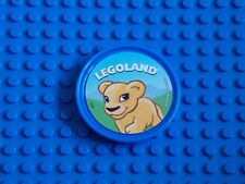 LEGO - POP BADGE ( LION CUB - BLUE ) 2014