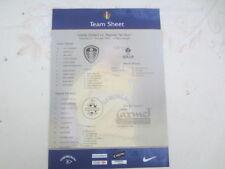 Home Team Leeds United Football European Club Fixtures