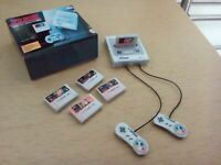 Dolls House Miniature 1/12th Scale Games Console game and box set