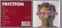 Friction by Friction/Friction (Punk)/Friction/Friction (CD, Dec-2003, Z Records)