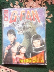 G-Fan #37 Godzilla Magazine (Jan/Feb 1999)